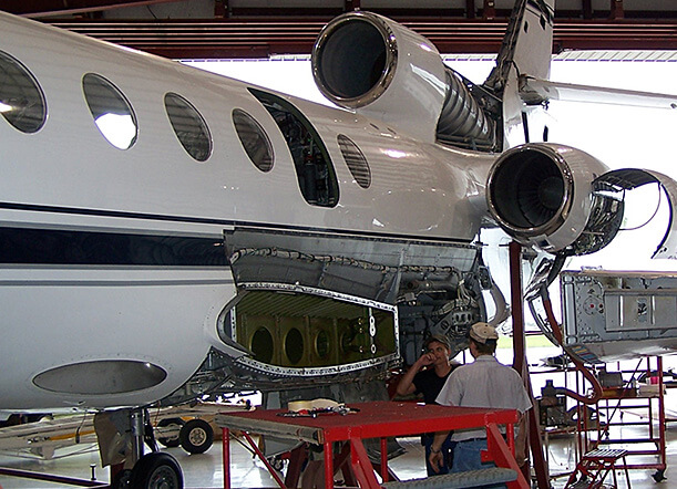 Excel Aviation - Structural and Composite Repair